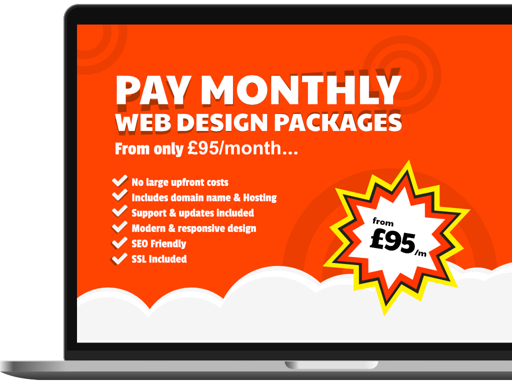 Pay Monthly Website