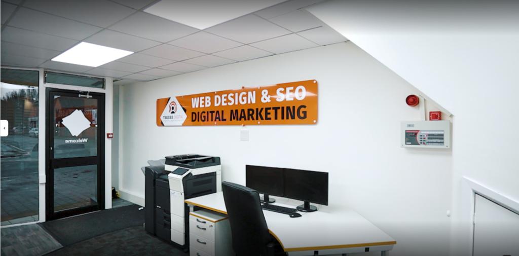 Teegee Digital Office